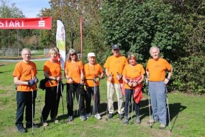 Nordic Walking @ Volksfestplatz Olching