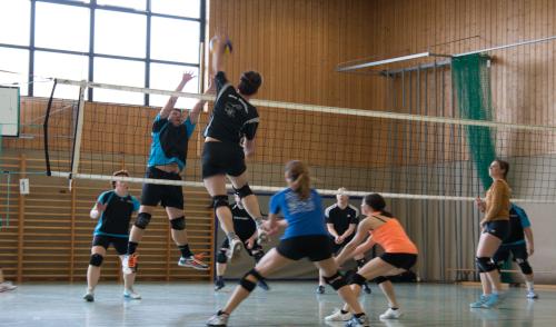 Volleyball Jugend @ Turnhalle Gymnasium Olching